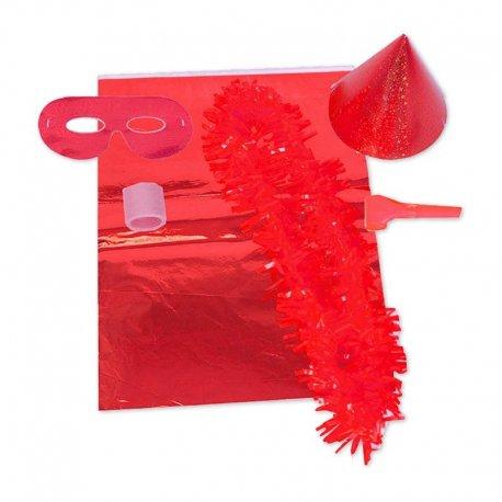 Bolsa de Cotillón Rojo