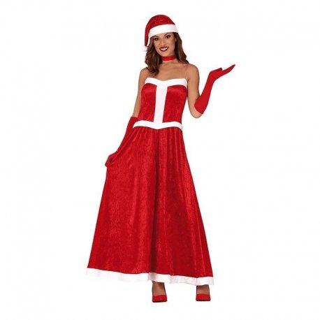 Disfraz Santa Claus Mujer