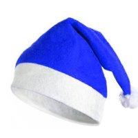 Bonnet Noël Bleu
