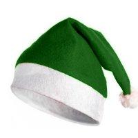 Bonnet Noël Vert