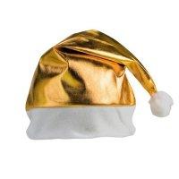 Bonnet Noël Doré