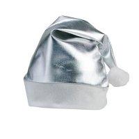 Bonnet Noël Argenté