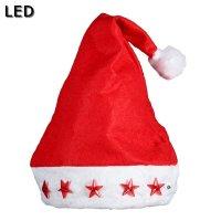 Bonnet Noël Lumière Led