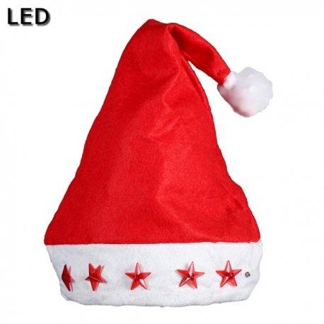 Bonnet Noel Lumière Led